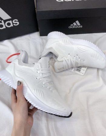 Adidas Alphabounce Trắng