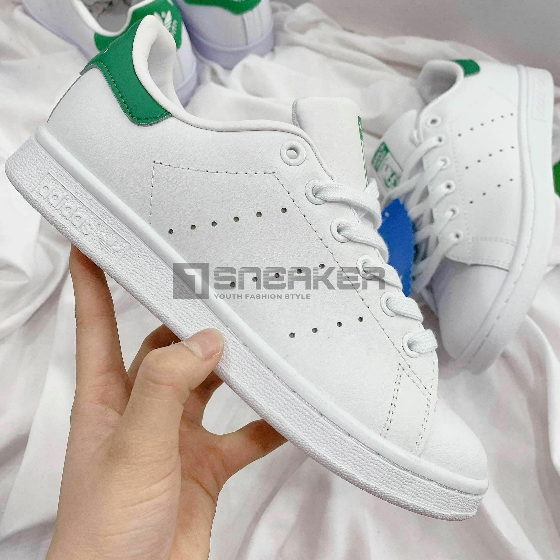 Adidas Trang Xanh Stan Smith Fairway 1