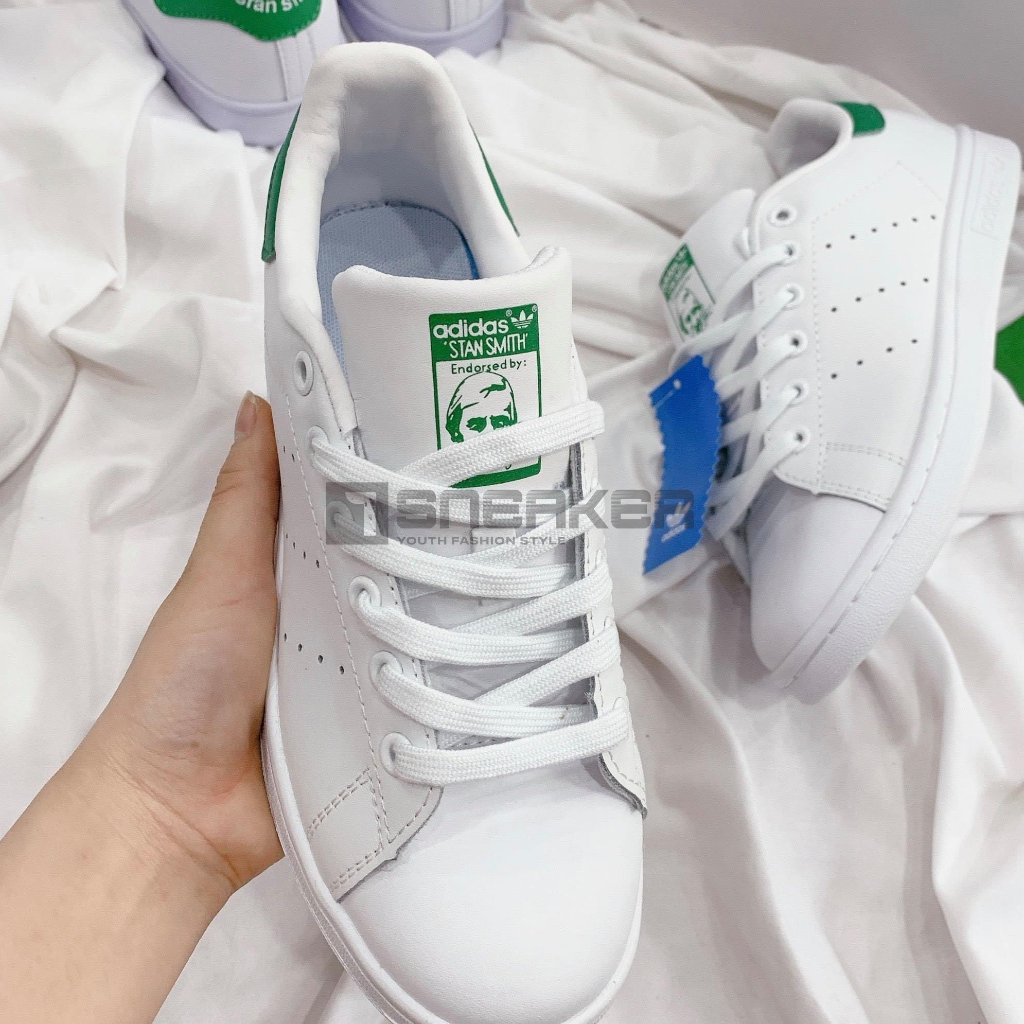 Adidas Trang Xanh Stan Smith Fairway 2