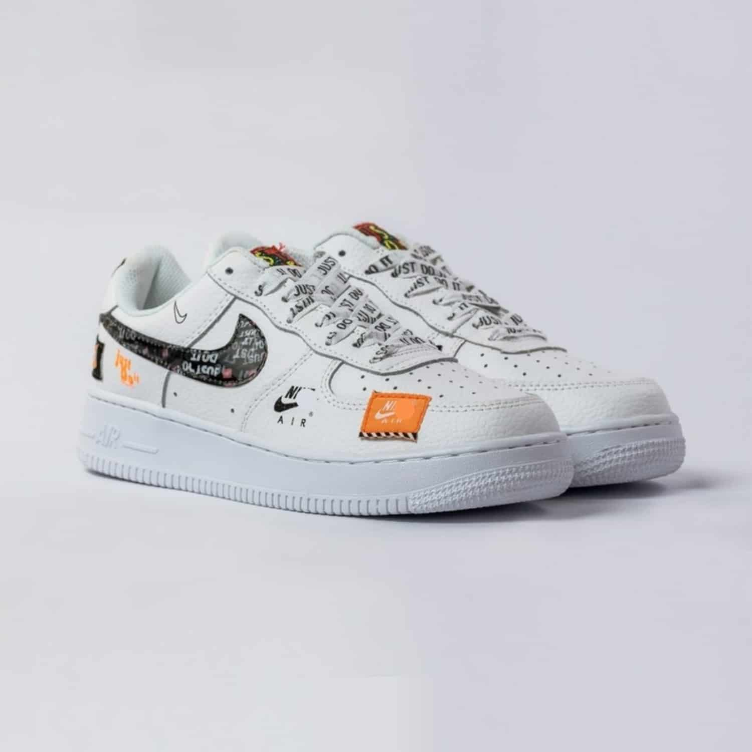 Giày Thể Thao Air Force 1 Low 'Just Do It' Nam || Nữ