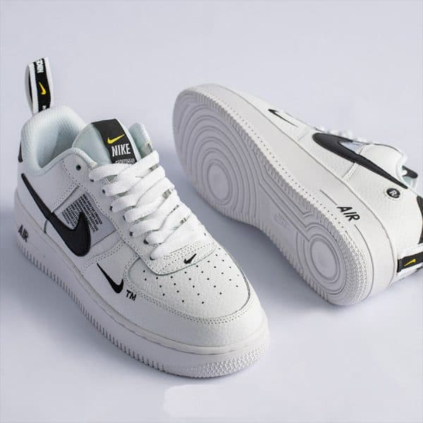 Giày Thể Thao Nike Air Force 1 '07 LV8 Overbranding trắng