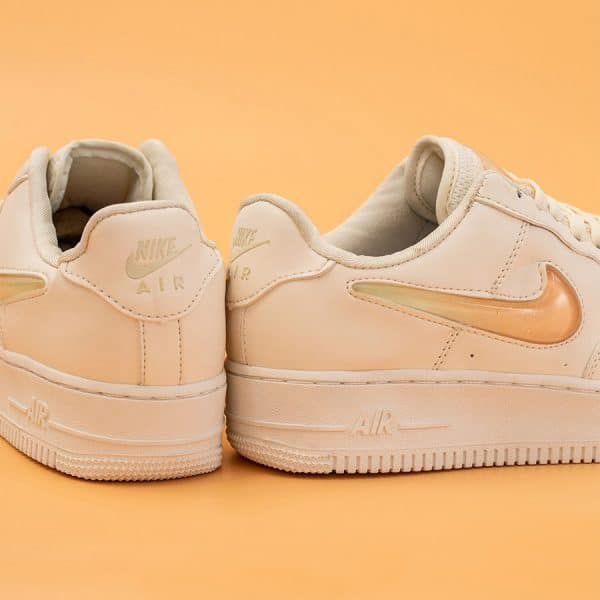 Air Force 1 Low Jelly Puff Pale Ivory 10