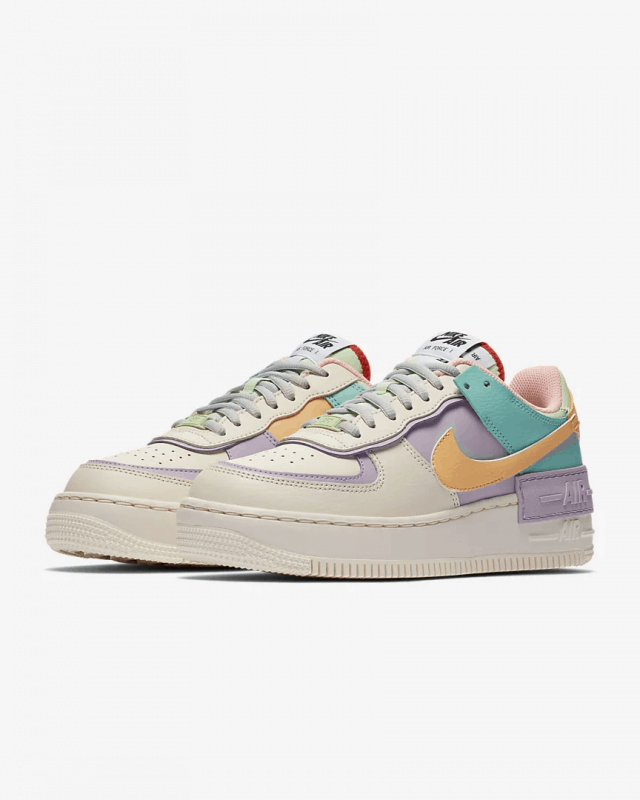 Air Force 1 Shadow Pale Ivory 2