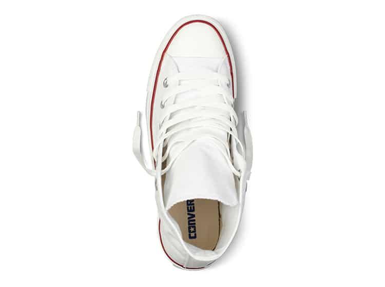 Giày Converse Chuck Taylor All Star High Top Optical White (Classic) Rep 1:1 chất lượng