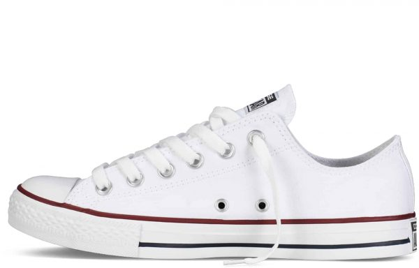 CV Chuck Taylor All Star Low Top Optical White 2