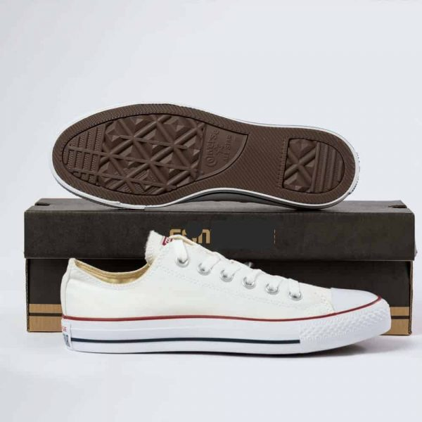 CV Chuck Taylor All Star Low Top Optical White 3