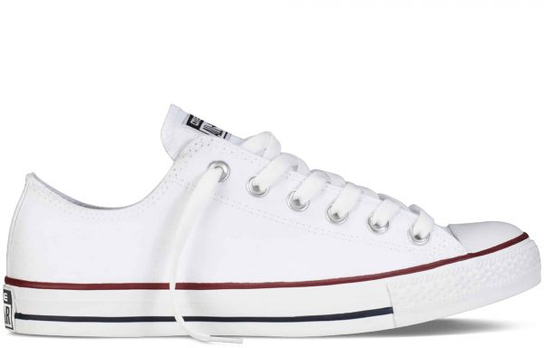 CV Chuck Taylor All Star Low Top Optical White