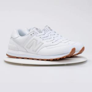Giày NB 574 white gum 3