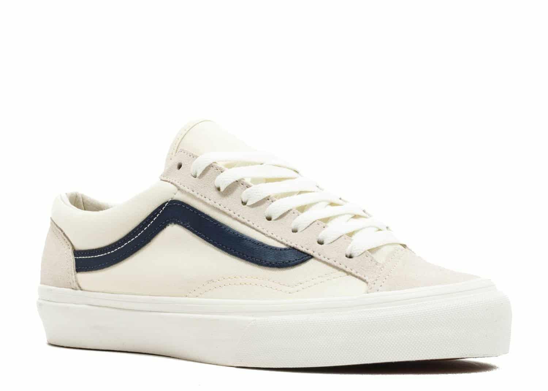 "Giày Vans Style 36 ""Marshmallow"" Dress Blue Nam 2"