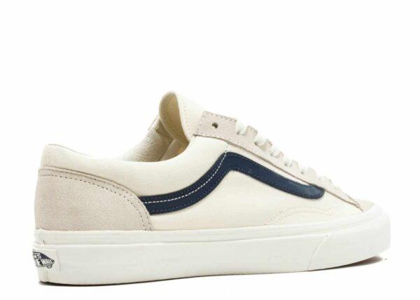 "Giày Vans Style 36 ""Marshmallow"" Dress Blue Nam 3"