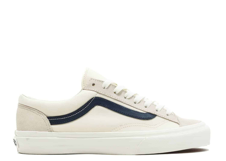 "Giày Vans Style 36 ""Marshmallow"" Dress Blue Nam"