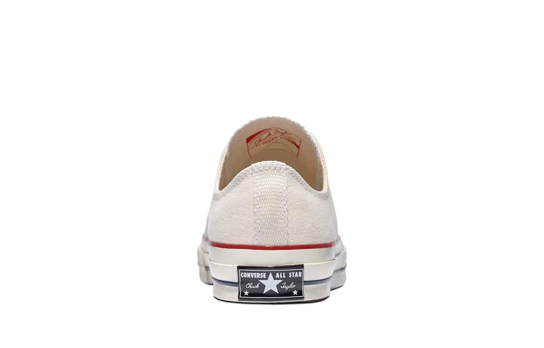 Giày Converse Trắng Kem (1970s) hàng replica siêu cấp chất lượng giá tốt