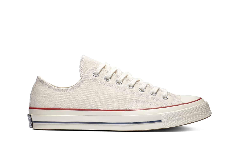 Giày Converse Trắng Kem (1970s) hàng rep 11 giá rẻ chất lượng nhất