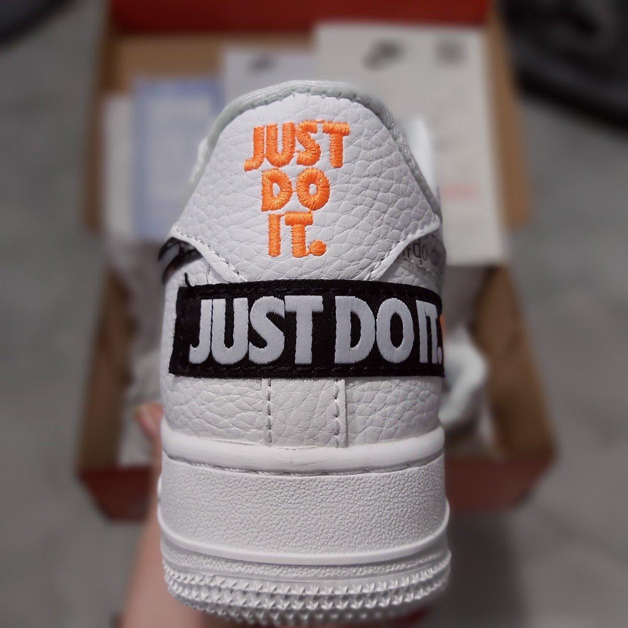 Air Force 1 Low Just Do It Rep 1:1 phần đế của đôi giày