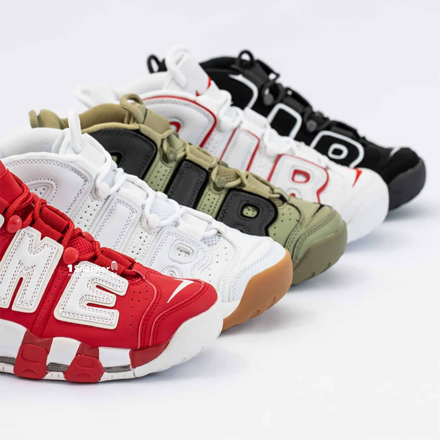 NIKE AIR MORE UPTEMPO x SUPREME RED 3