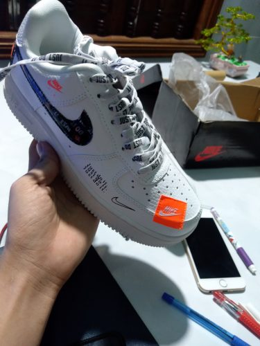 Air Force 1 Low  Just Do It Rep 1:1 photo review