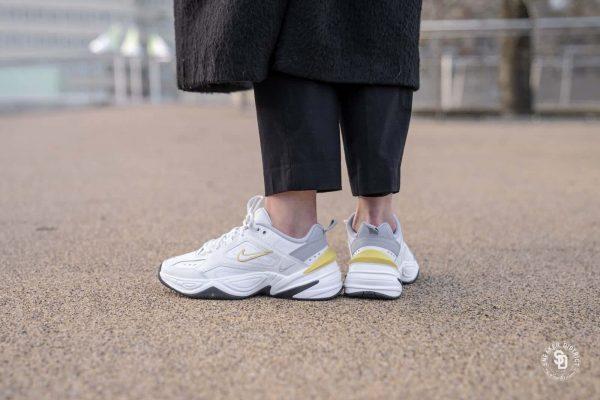 Nike M2K Tekno Platinum Tint Celery Wolf Grey 1600