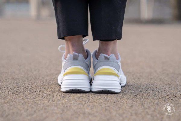 Nike M2K Tekno Platinum Tint Celery Wolf Grey 2 1600