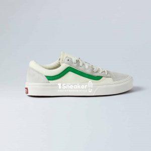 Vans Style 36 Marshmallow Jolly Green