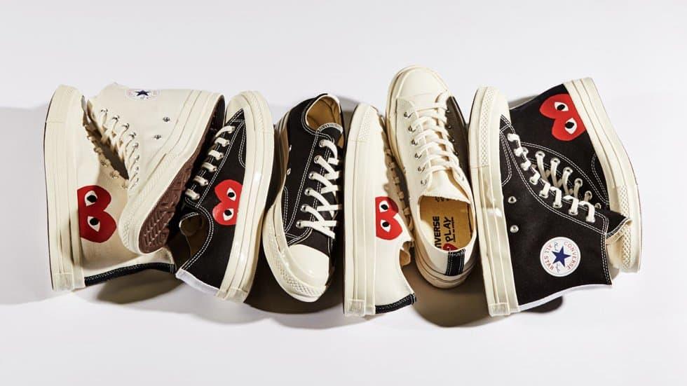 giày converse mang 1 phong cách mới