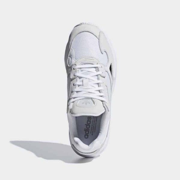 giày thể thao Falcon Triple White màu trăng 1