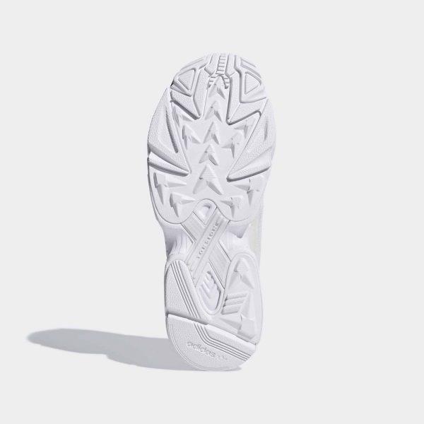 giày thể thao Falcon Triple White màu trăng 2