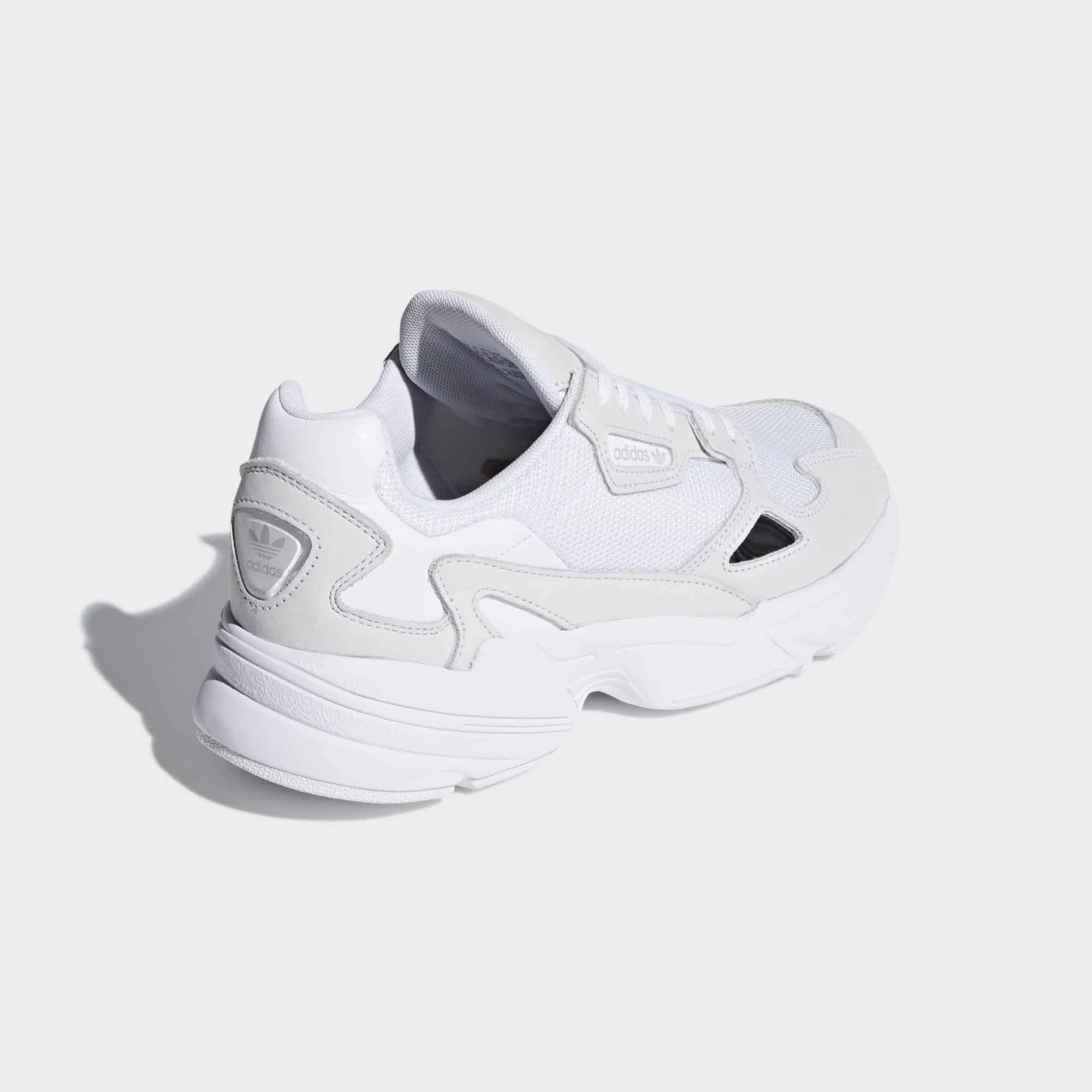 giày thể thao Falcon Triple White màu trăng 4