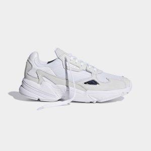 giày thể thao Falcon Triple White màu trăng 6