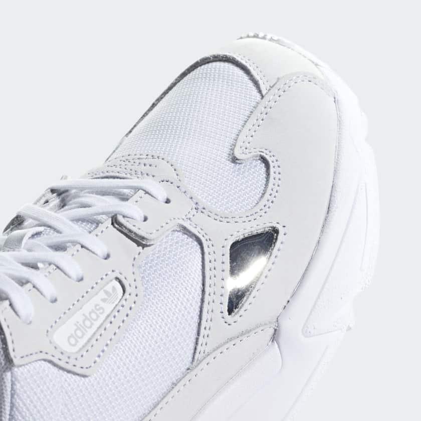 giày thể thao Falcon Triple White màu trăng 7