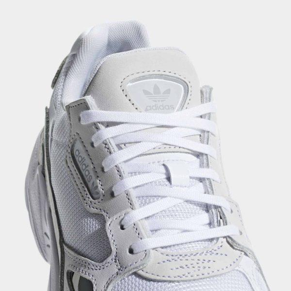 giày thể thao Falcon Triple White màu trăng 8