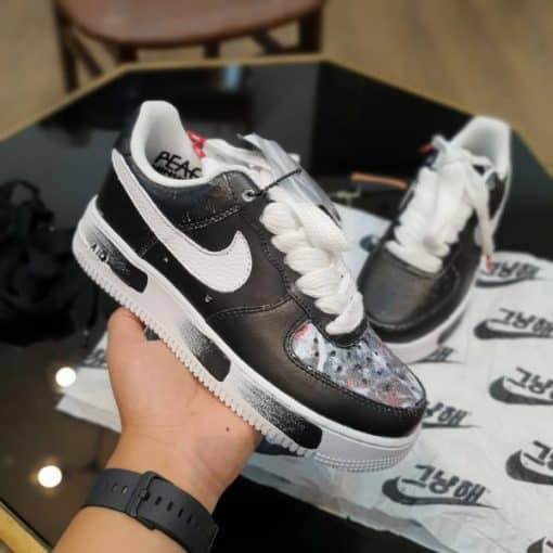 Giày nike tróc sơn