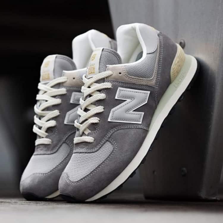 New Balance 574 đôi giày biểu tượng của thương hiệu New Balance