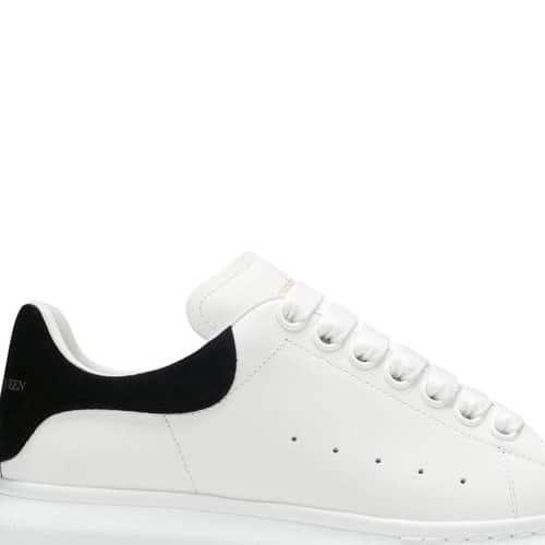 Alexander MCQueen Oversized Sneaker Black 2