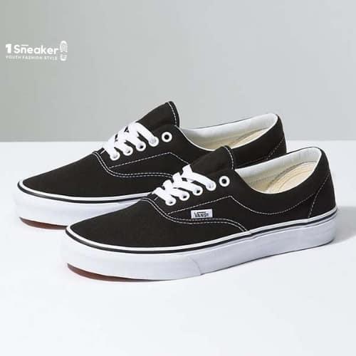 Giày Vans đen của dòng Vans Era