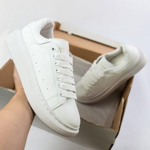 Giày thể thao Oversized Sneaker White 3