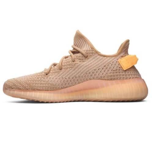 Giày thể thao Yeezy Boost 350 V2 Clay đủ màu cận cảnh