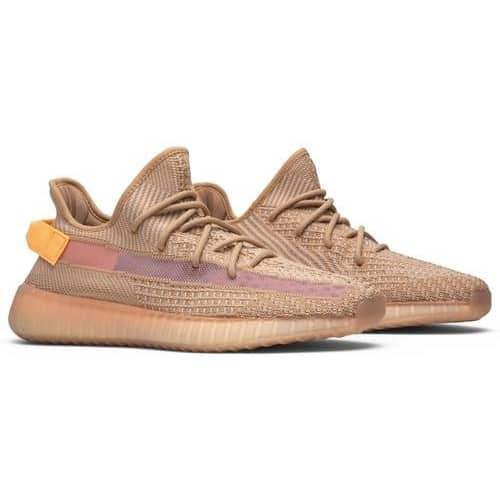 Giày thể thao Yeezy Boost 350 V2 Clay đủ màu toàn cảnh
