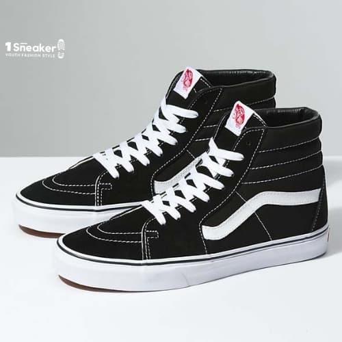 Giày vans cao cổ dòng Vans SK8 hi