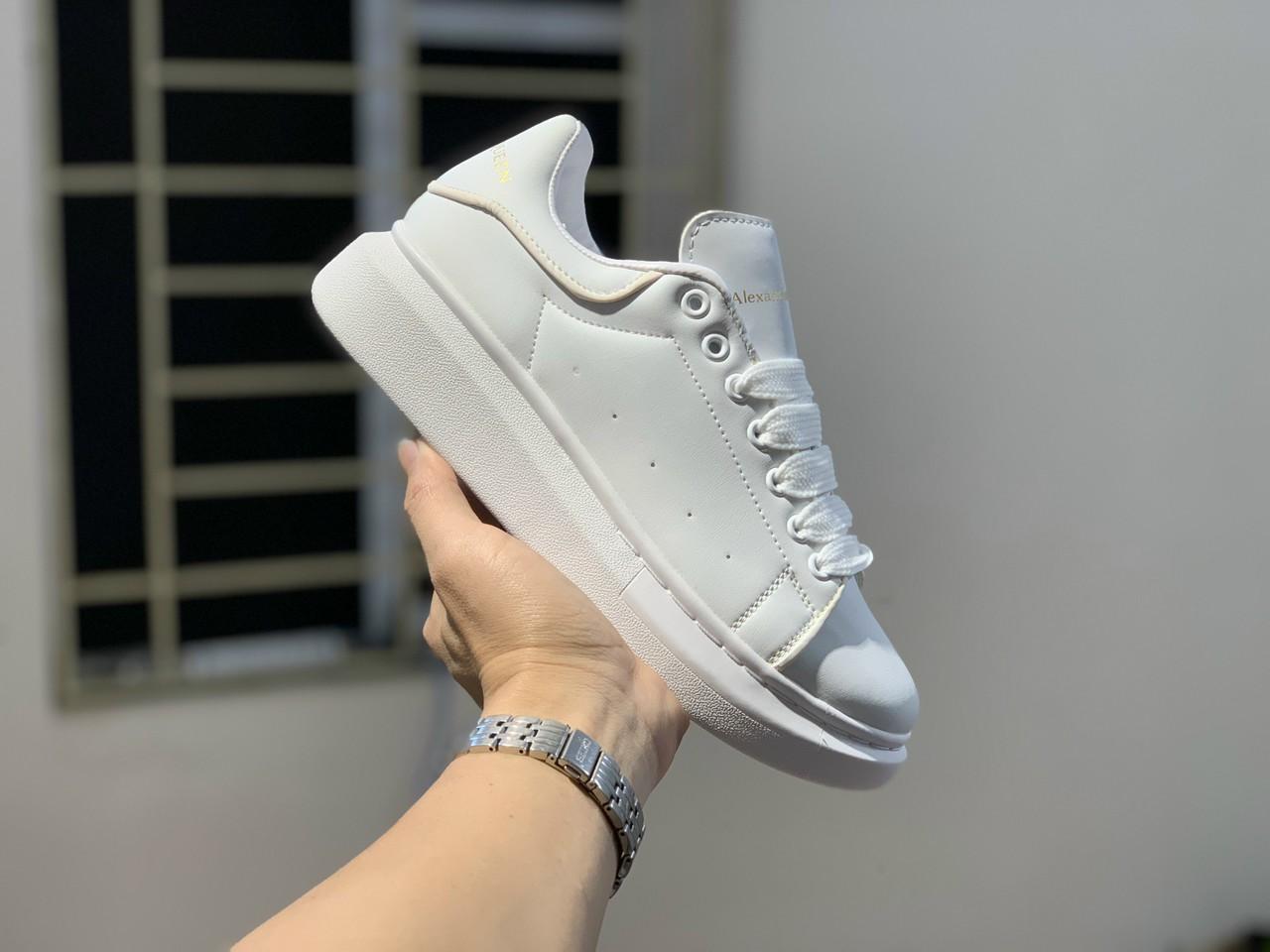 Giày Thể Thao trắng Alexander MCQueen ( Xem ngay sản phẩm)