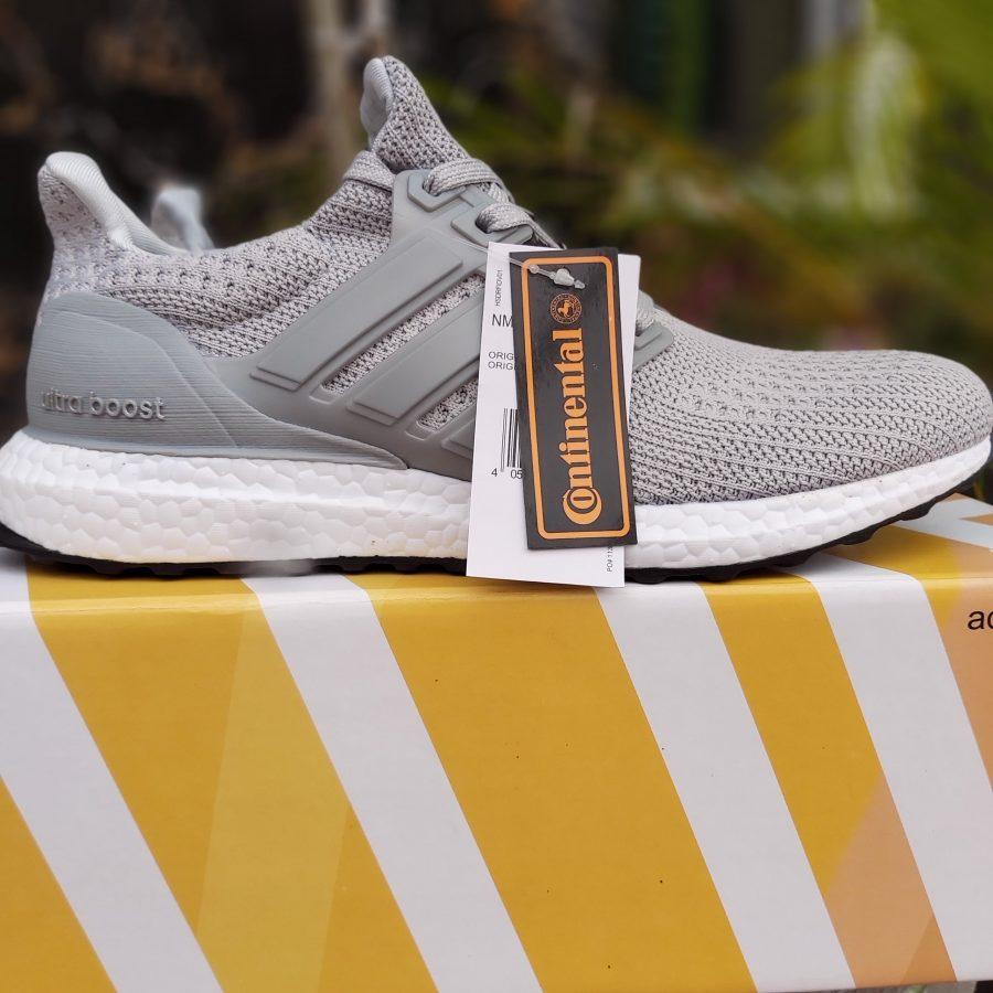 Giày thể thao Ultra Boost 4.0 Grey Three replica 11 giá rẻ