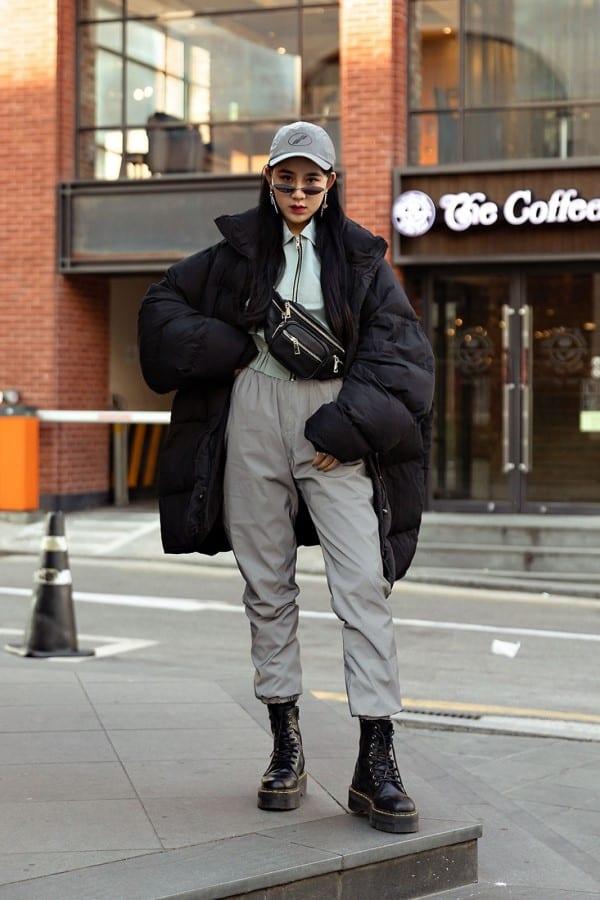 Một chút nổi bật – một chút phá cách đã tạo nên xu hướng Chic Streetwear