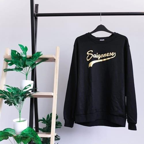"""Saigonese là thương hiệu thời trang chủ yếu nhằm vào những bạn tuổi """"teen"""" năng động"""