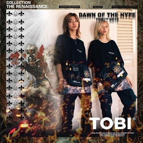 Tobi Streetwear được thành lập vào năm 2016 với mong muốn trở thành sự lựa chọn hàng đầu của giới trẻ VN