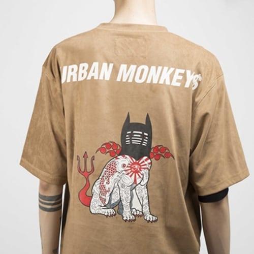 URBAN Monkey đang ngày càng chinh phục các tín đồ thời trang bằng sự nghiêm túc và sáng tạo khi liên tục cho ra đời những dòng sản phẩm chất lượng thiết kế đẹp mắt.