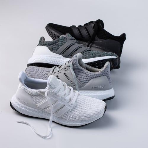 Giày Ultra Boost 4.0 Triple Black hàng Rep 11