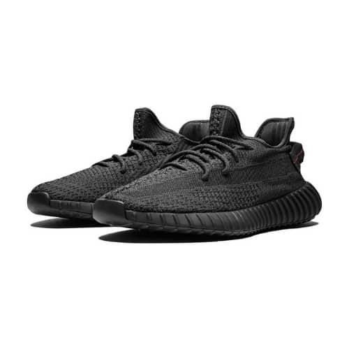 Yeezy Boost 350 V2 Static Black 3