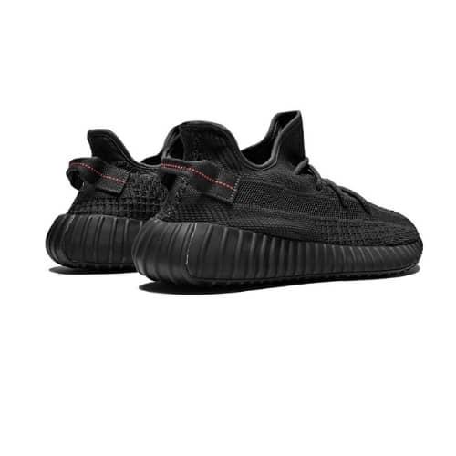 Yeezy Boost 350 V2 Static Black 4