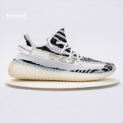 Yeezy Boost 350 V2 Zebra mặt bên