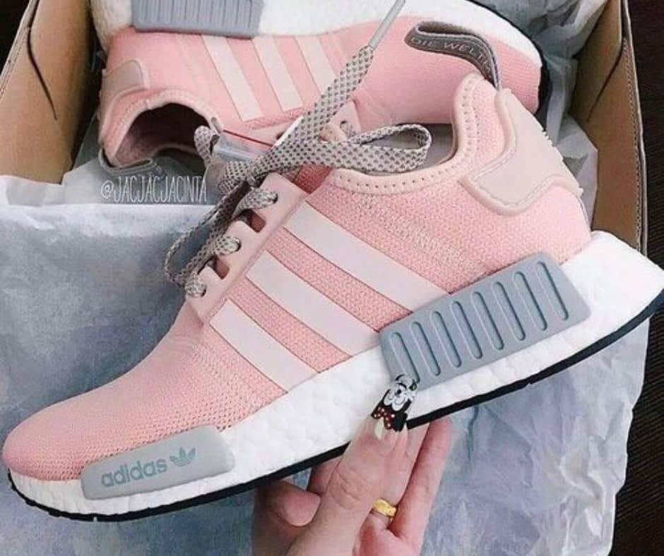 Adidas NMD với những màu hồng cho những bạn thích sự mới mẻ