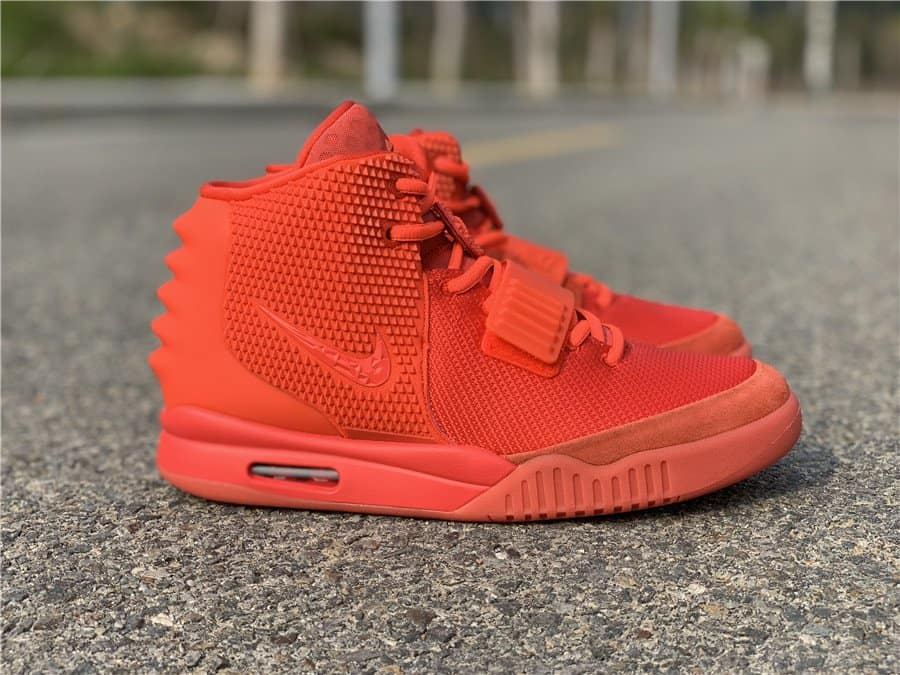 Air Yeezy 2 Red October 508214 660 shoes